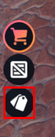Outlaster tags icon