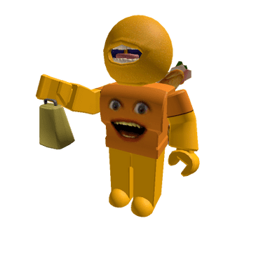 Annoying Orange's Roblox Avatar