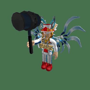 DeeterPlays's Roblox Avatar