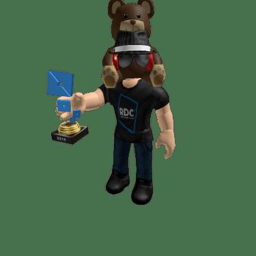 Evanbear1's Roblox Avatar