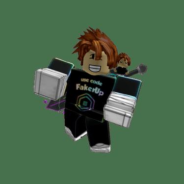 FakerUp's Roblox Avatar