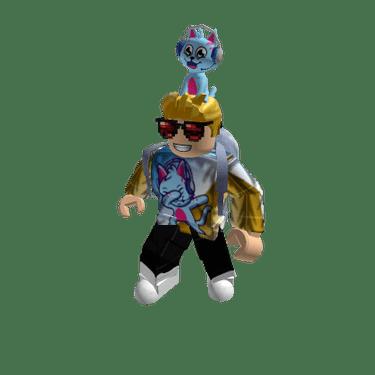 Gravycatman's Roblox Avatar