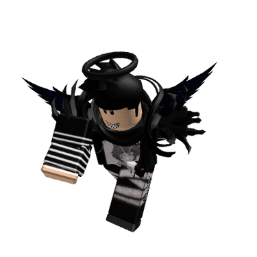 HappyBlack's Roblox Avatar