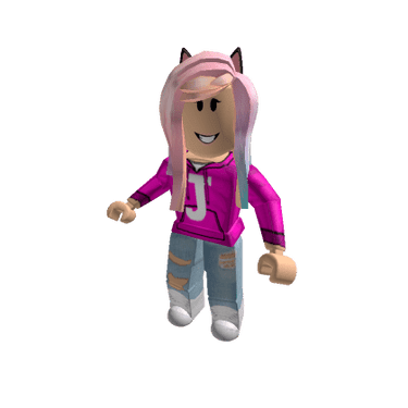 Janet and Kate's Roblox Avatar