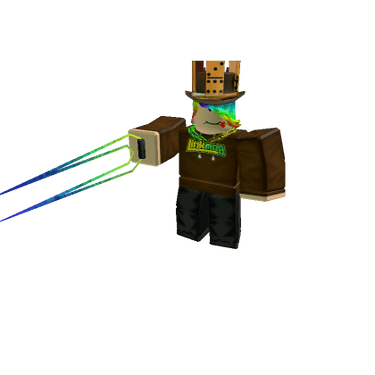 Linkmon99's Roblox Avatar