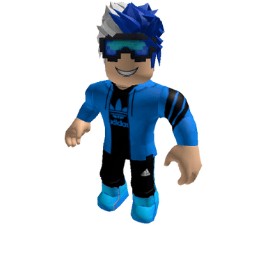 Soy Blue's Roblox Avatar