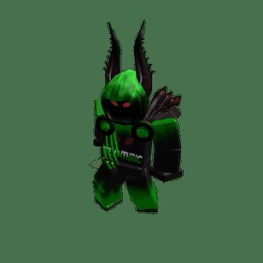 Telanthric's Roblox Avatar