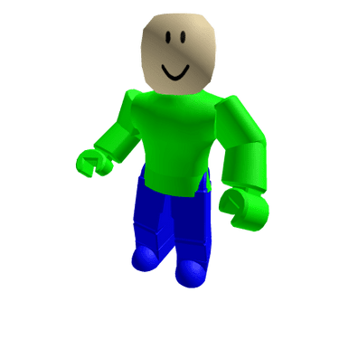 The Frustrated Gamer's Roblox Avatar