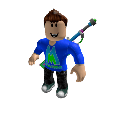 The Meg and Mo show's Roblox Avatar