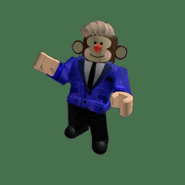 The Monkey's Roblox Avatar