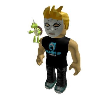 Thumbs Up Family's Roblox Avatar