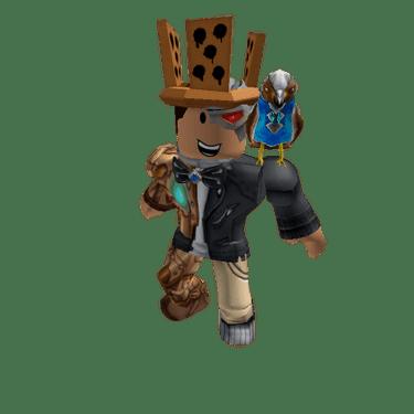 TwiistedPandora's Roblox Avatar