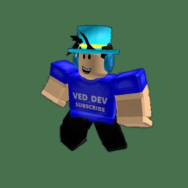 VeD_DeV's Roblox Avatar