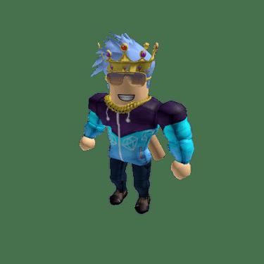 hey sant's Roblox Avatar
