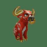 Happy New Year Ox item
